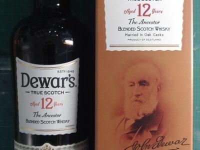【ウィスキー】デュワーズ Dewar's Aged12Years