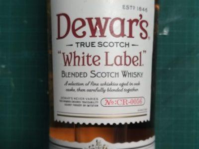 【ウィスキー】デュワーズ Dewar's White Label