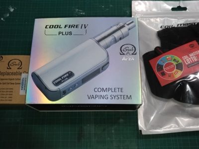 COOL FIRE Ⅳ PLUS
