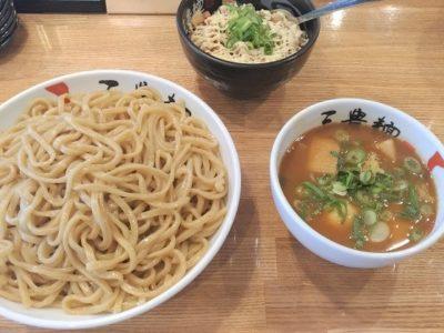 三豊軒 伊丹店 つけ麺