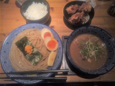 必死のパッチ製麺所 伊丹店 うにつけ麺