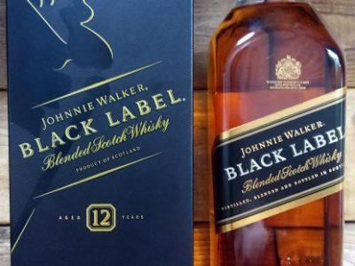 【ウィスキー】ジョニーウォーカー ブラックラベル 12年