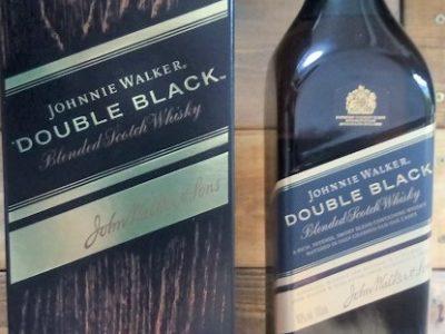 【ウィスキー】ジョニーウォーカー ダブルブラックラベル
